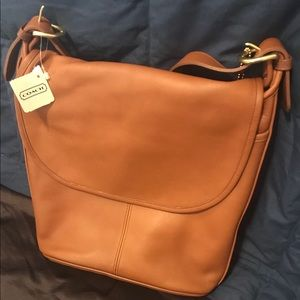 Stunning Coach Leather Satchel